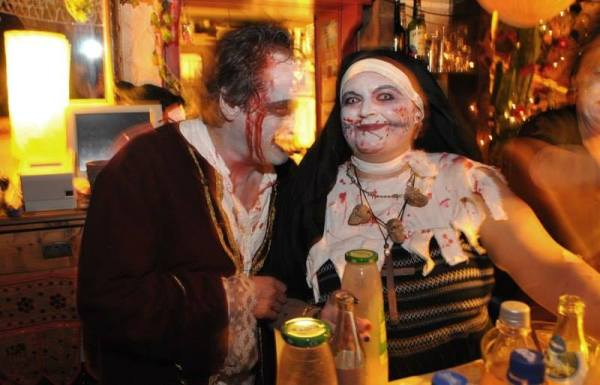 Halloween im Flohberg