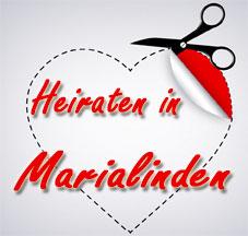 Heiraten Hochzeit Marialinden