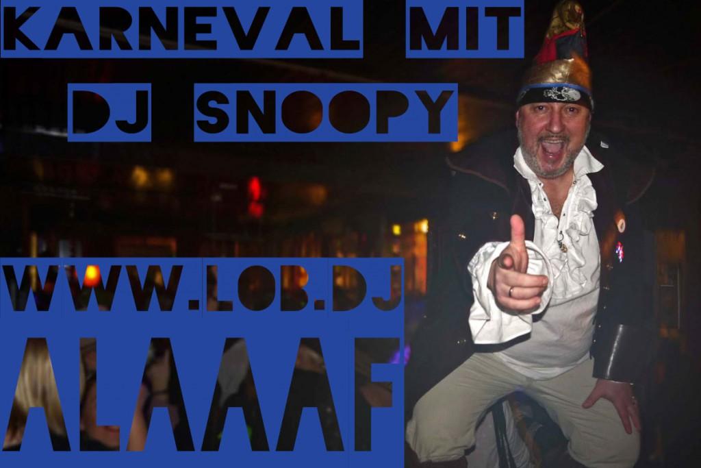 DJ Karneval Fasching